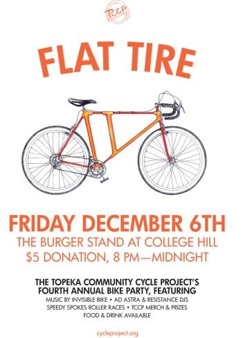 Flat-Tire-IV-poster